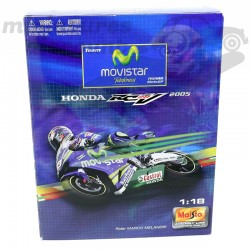 Honda RCV 211 2005 Movistar...