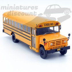 Gmc Bus School - 1/43ème...