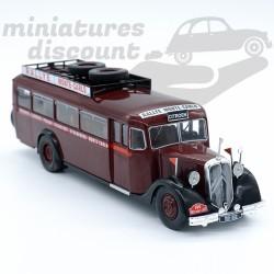 Bus Citroen T45 - Rallye...
