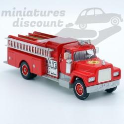 Mack Pompier - Solido -...