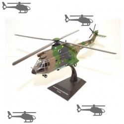 Helicoptère Super Puma...