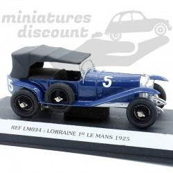 Lorraine n°1 - Le Mans 1925...
