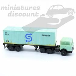 Semi remorque Seatrain -...