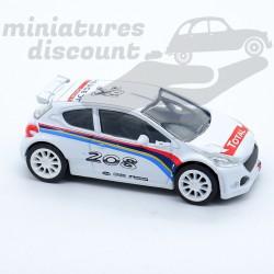 Peugeot 208 WRC - Norev -...