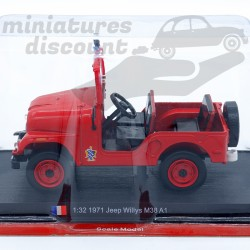 Jeep Willys M38 A1 - 1971 -...