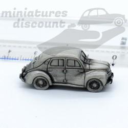 Renault 4cv - Miniature en...