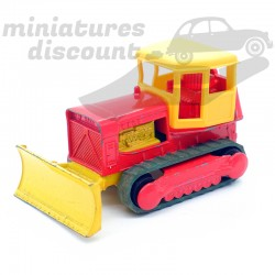 Tracteur Case - Matchbox...