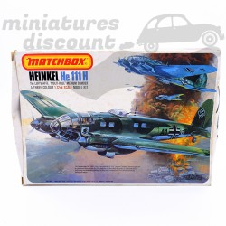 Heinkel He 111H - Matchbox...