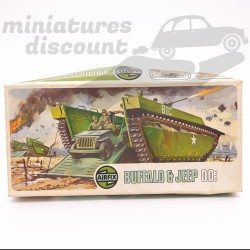 Buffalo et Jeep - Airfix -...