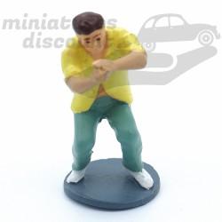 Figurine Spectateur du tour...