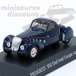 Peugeot 302 Darl'mat Coupé...