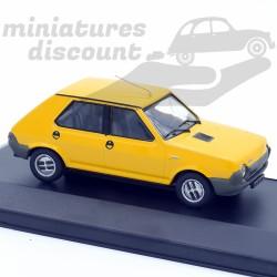Fiat ritmo 1979 - 1/43ème...