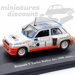 Renault 5 Turbo - Rallye...