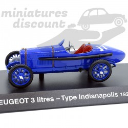 Peugeot 3 Litres - Type...