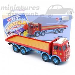 Camion ERF 8 Wheel Rigid...