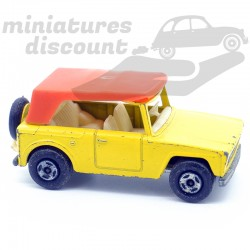 Field Car - Matchbox 1969 -...