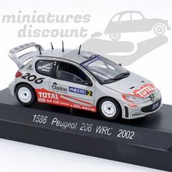 Peugeot 206 WRC 2002 -...