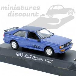 Audi Quattro - Solido -...