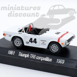Triumph TR6 competition...