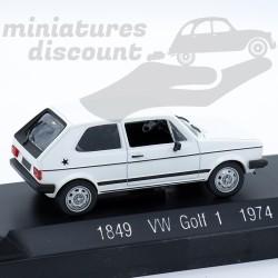 Volkswagen Golf 1 1974 -...