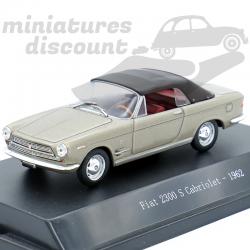 Fiat 2300 S Cabriolet -...