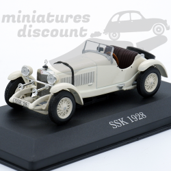 Mercedes-Benz SSK - 1928 -...