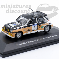 Renault 5 Turbo Maxi -...