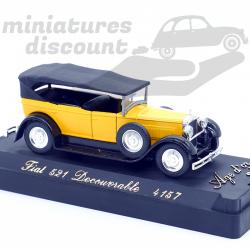 Fiat 521 Decouvrable - Age...