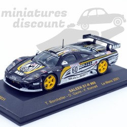 Saleen S7 R - Le Mans 2001...
