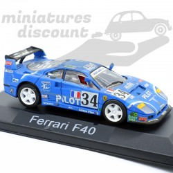 Ferrari F40 - 1/43ème en boite