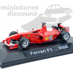 Ferrari F1 2000 - 1/43ème...