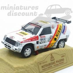 Mitsubishi Pajero - Paris...