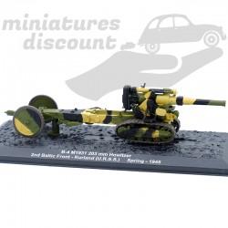 Canon d'artillerie B-4...