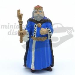 Figurine de Roi - Plastoy -...