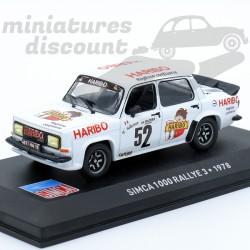 Simca 1000 Rallye 3 - 1978...