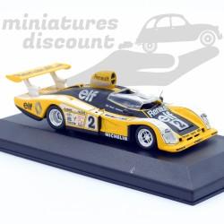 Renault Alpine - 1/43ème en...