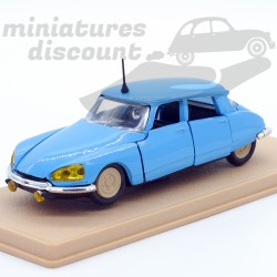 Citroën DS 21 - Rallye du...