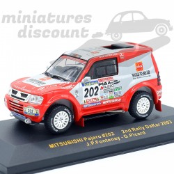 Mitsubishi Pajero - 2nd...