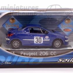 Peugeot 206 CC - Solidio -...
