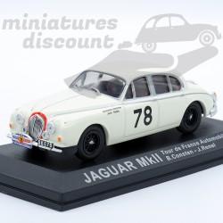 Jaguar MK II - 1/43ème en...
