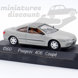 Peugeot 406 Coupé - Solido...