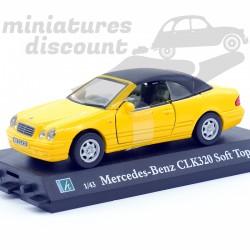Mercedes-Benz CLK320 Soft...