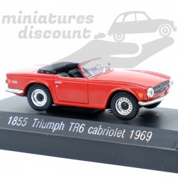 Triumph TR6 cabriolet 1969...