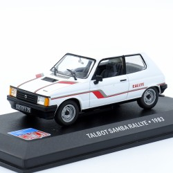 Talbot samba rallye - 1983...