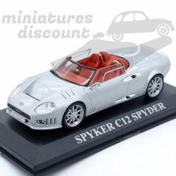Spyker C12 Spyder Cabriolet...