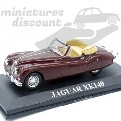Jaguar XK140 - 1/43ème en...