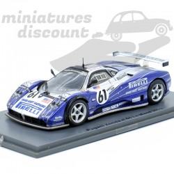 Pagani Zonda n°61 - Le Mans...