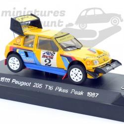 Peugeot 205 T16 Pikes Peak...