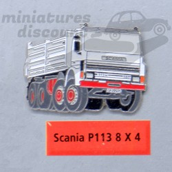 Pin's Scania P113 8x4