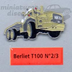 Pin's Berliet T100 N°2/3
